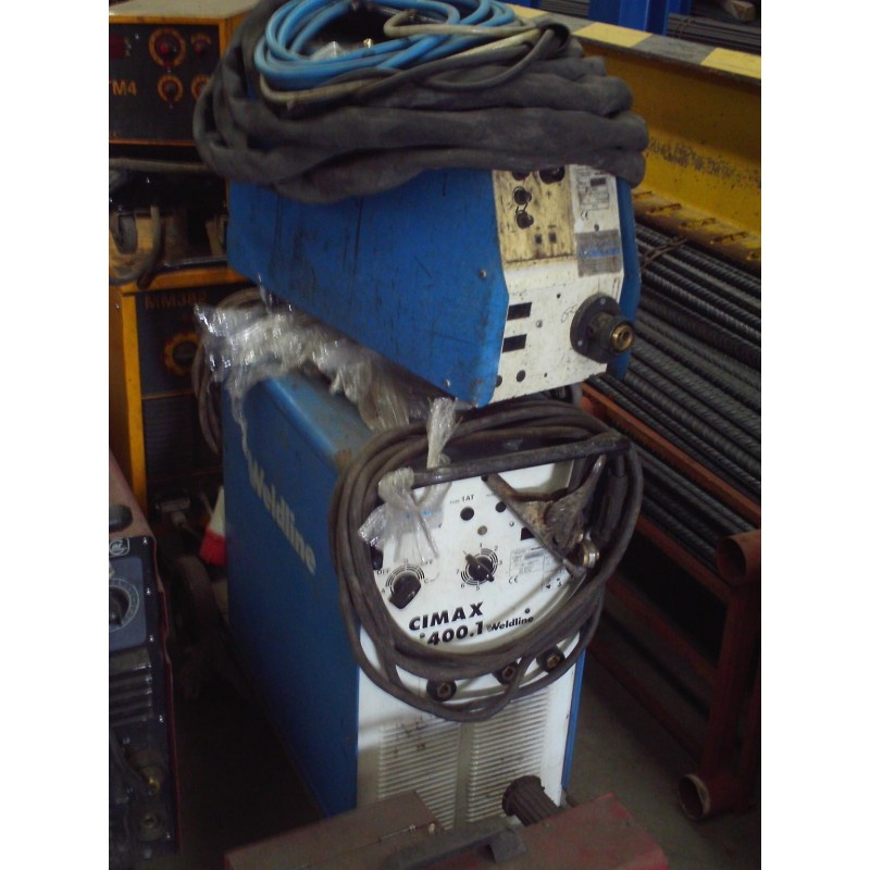 Grupo de soldar welding cimax 310