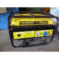Generador Gasolina usado...