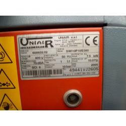 COMPRESOR UNIAIR WS 110 S380