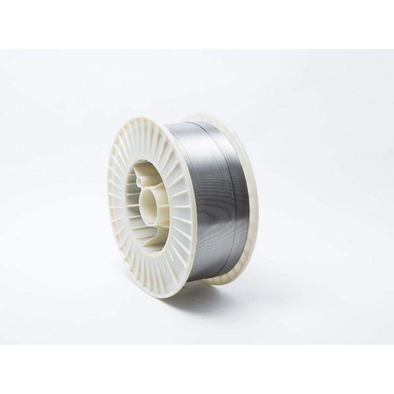 Hilo de soldar tubular bobina 15 Kg 1,2 mm E71T-11