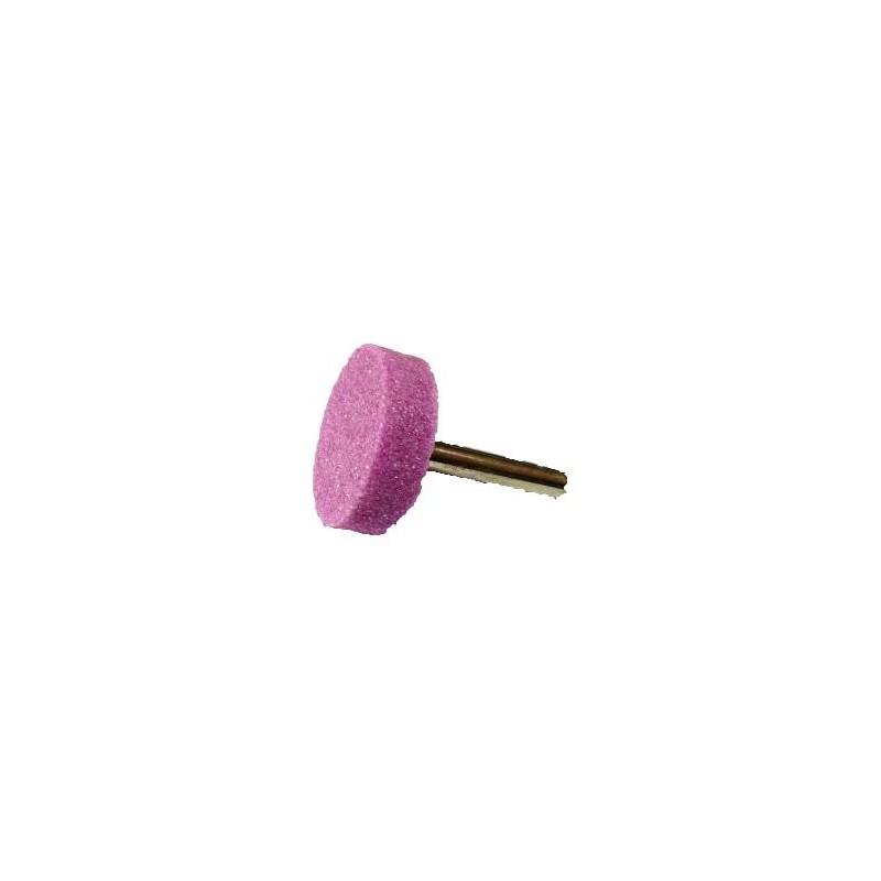 Muela abrasiva 30x25x6