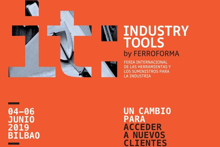 SERECON, presente en la INDUSTRY TOOLS BY FERROFORMA 2019