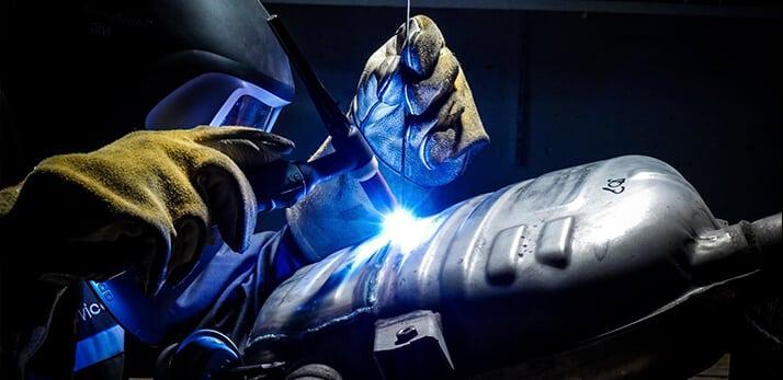 ¿Cómo soldar aluminio?
