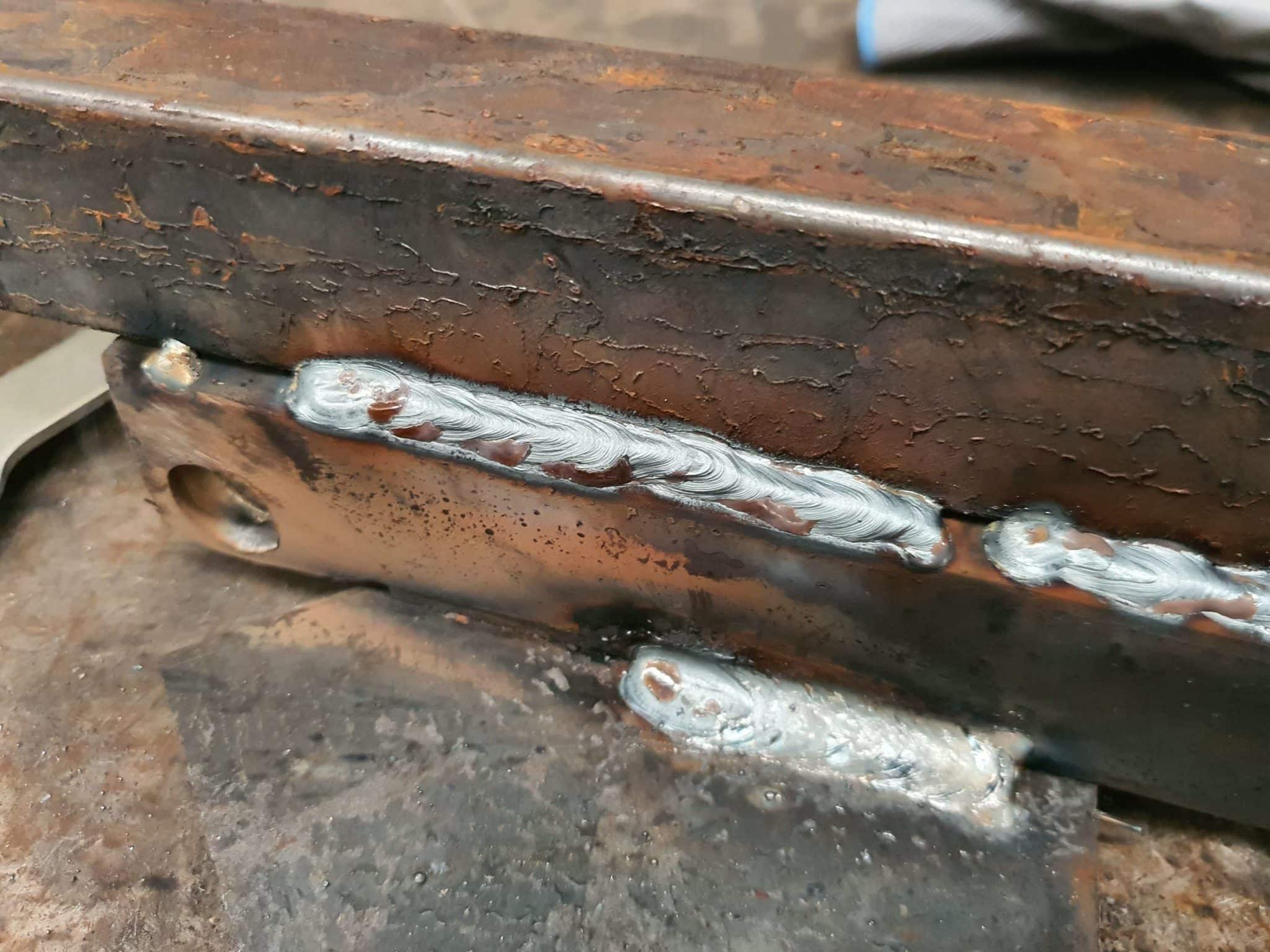 ¿Cómo hacer un buen cordón de soldadura?