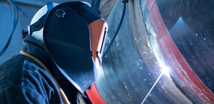 Principios de la soldadura por arco eléctrico